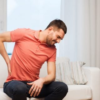 OmegaXL relieves back pain do to inflammation